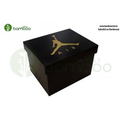 box arrangement Air jordon